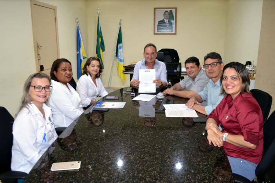 Rolim de Moura poderá sediar Fase Estadual Etapa Paralímpica dos JOER em 2020 / Rondônia Dinâmica - Rondônia Dinâmica