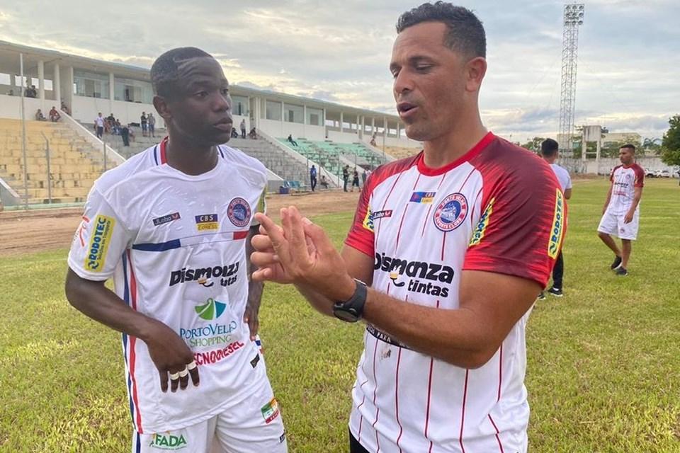 Ex-técnico do Porto Velho, Wesley Edson fala de passagem pelo futebol rondoniense