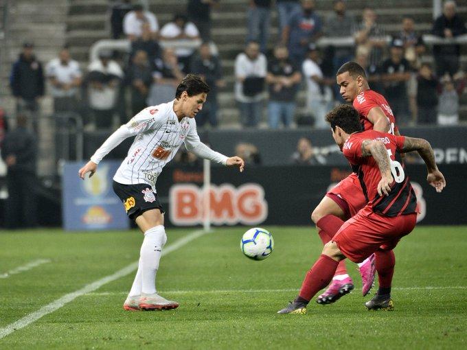 Video Gols E Melhores Momentos De Corinthians 2 X 2 Athletico Pr Rondonia Dinamica