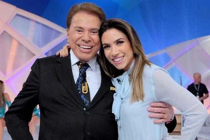Mensagem Para Filha Gravida Pela Primeira Vez: Silvio Brinca Com A Filha Grávida Pela 3ª Vez: 'Não Tem TV