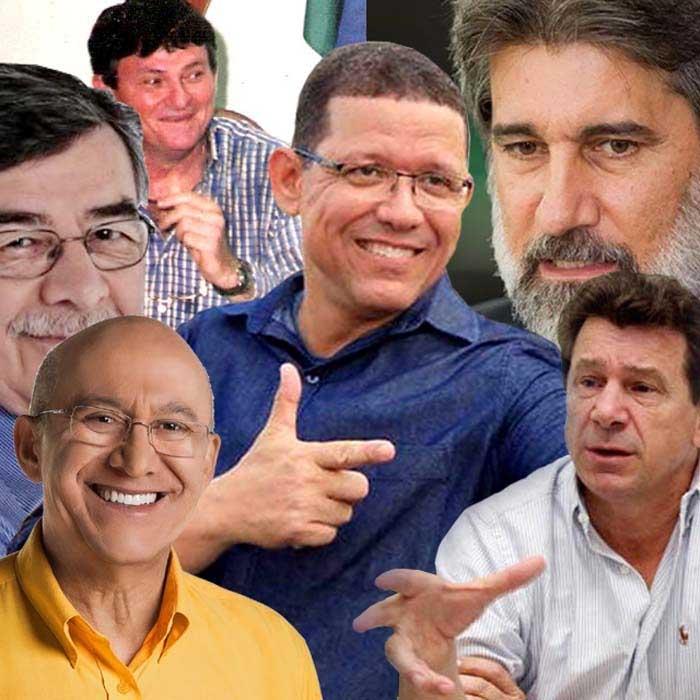Marcos Rocha supera Piana, Raupp, Bianco, Cassol e Confúcio; militar é o único a ultrapassar a marca de meio milhão de votos em Rondônia e a bater mais de 65% do total