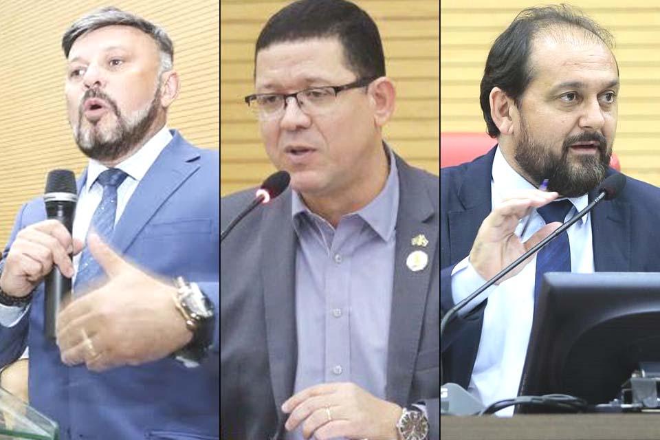 O promotor que protege as mulheres; Feira agropecuária de Porto Velho; Laerte Gomes é só alegria