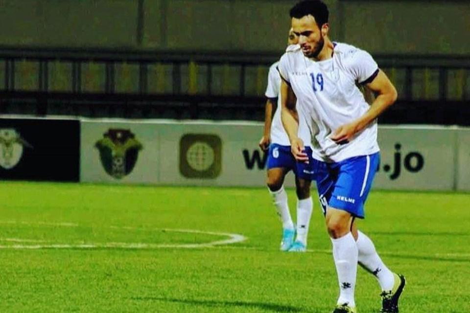 Jogando na Jordânia, rondoniense volta aos treinos depois de três meses