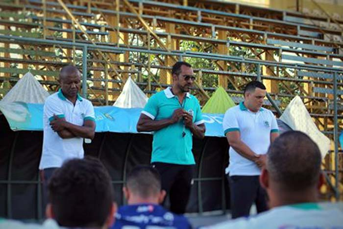 União Cacoalense realiza apronto na sexta-feira