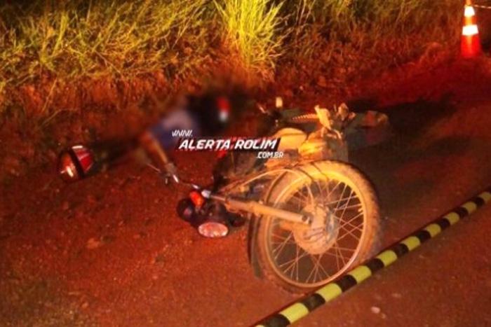 Corpo de jovem é encontrado degolado e com 04 tiros em Nova Brasilândia
