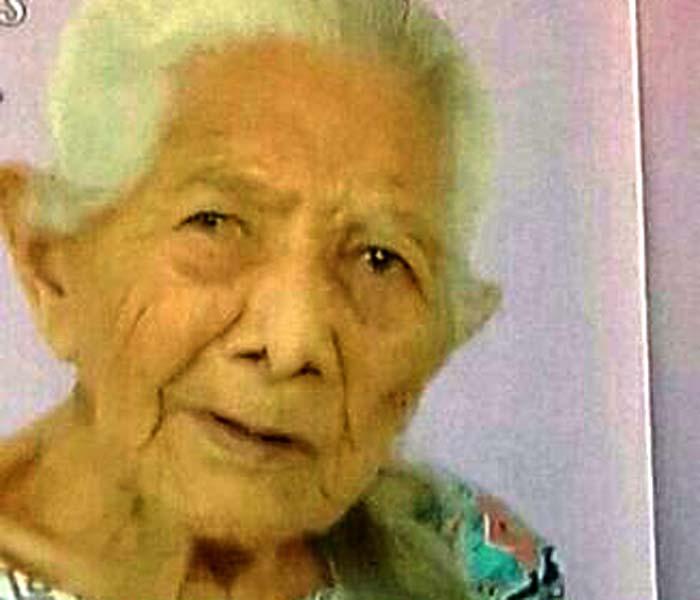 Mulher mais idosa de Governador Jorge Teixeira comemora 106 anos