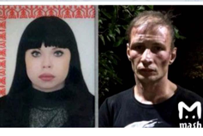 Casal canibal é detido após comer 30 pessoas na Russia