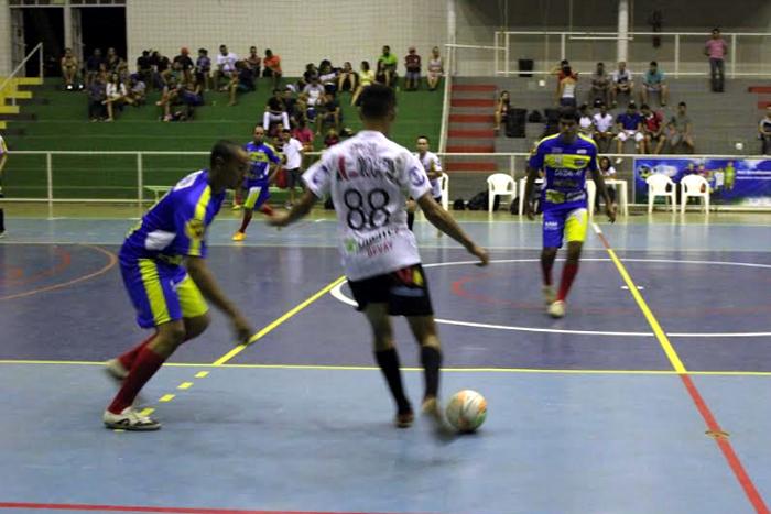 Futsal e Futebol Society tem inicio nesta semana pelos Jogos Abertos de Cacoal