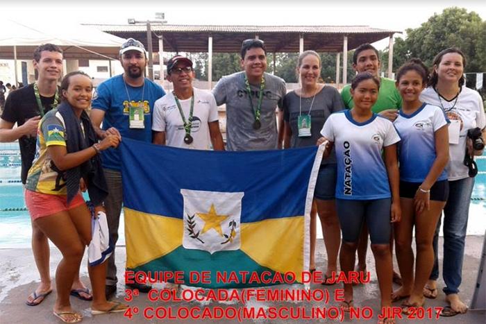 Atletas Jaruense conquistam 13 medalhas no JIR 2017
