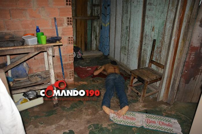 Ji-Paraná: Jovem de 23 anos é executado com cinco tiros