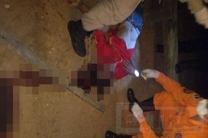 Homem é assassinado a pauladas em Vilhena
