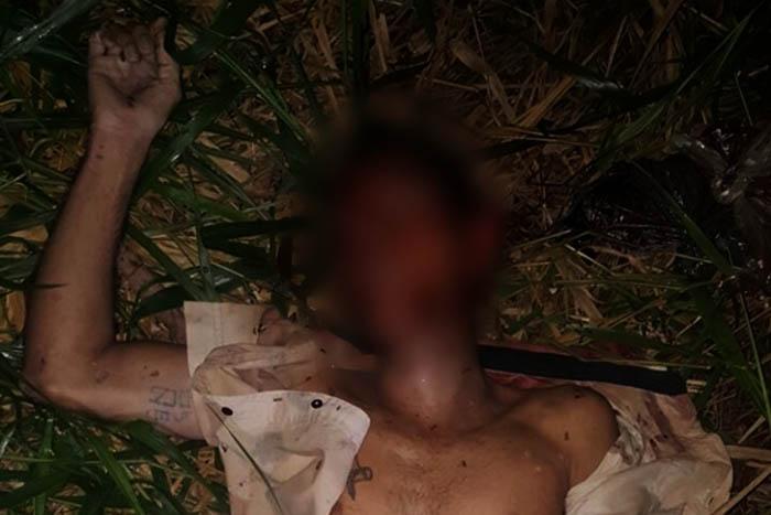 Homem é encontrado morto com saco plástico envolto à cabeça