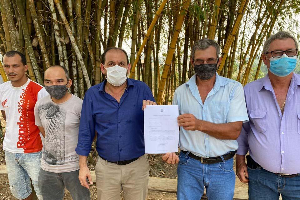 Laerte Gomes garante R$ 300 mil para Associação dos Piscicultores de Nova  Brasilândia | Política | Rondônia Dinâmica