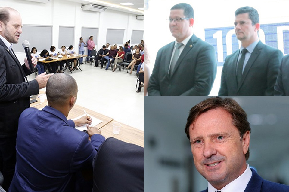 CPI da Energisa chega a Ji-Paraná e a Cacoal; Marcos Rocha e Sérgio Moro trocam elogios; e condenação injusta - Rondônia Dinâmica