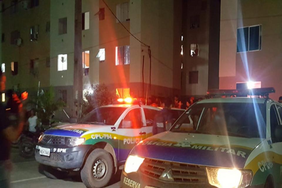 Tiroteio entre facções criminosas no residencial 'Morar Melhor' causa pânico