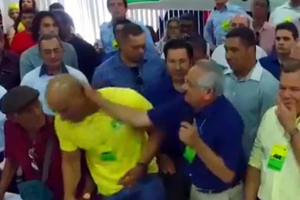 Convenção do MDB em Rondônia foi um verdadeiro show de horrores