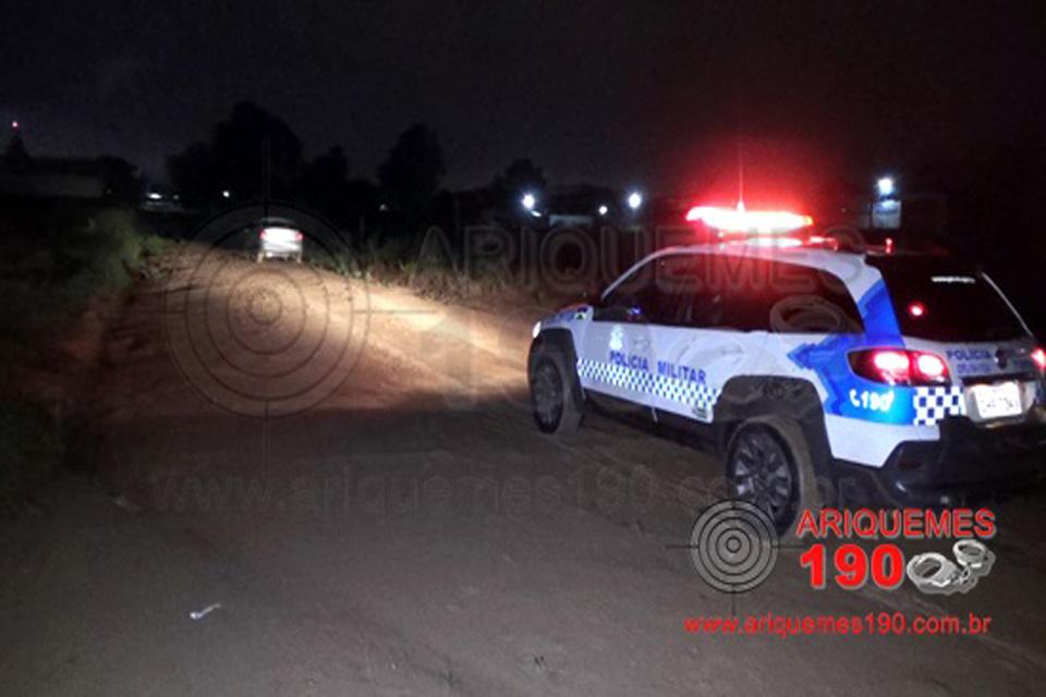 Criminosos amarram família durante roubo na área rural de Ariquemes / Rondônia Dinâmica - Rondônia Dinâmica