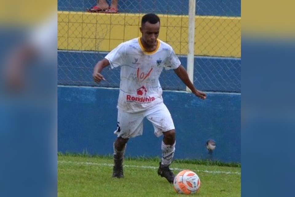 Lucas Feitosa destaca estreia no profissional pelo Rondoniense