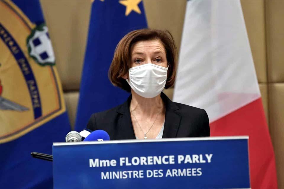 França e parceiros com