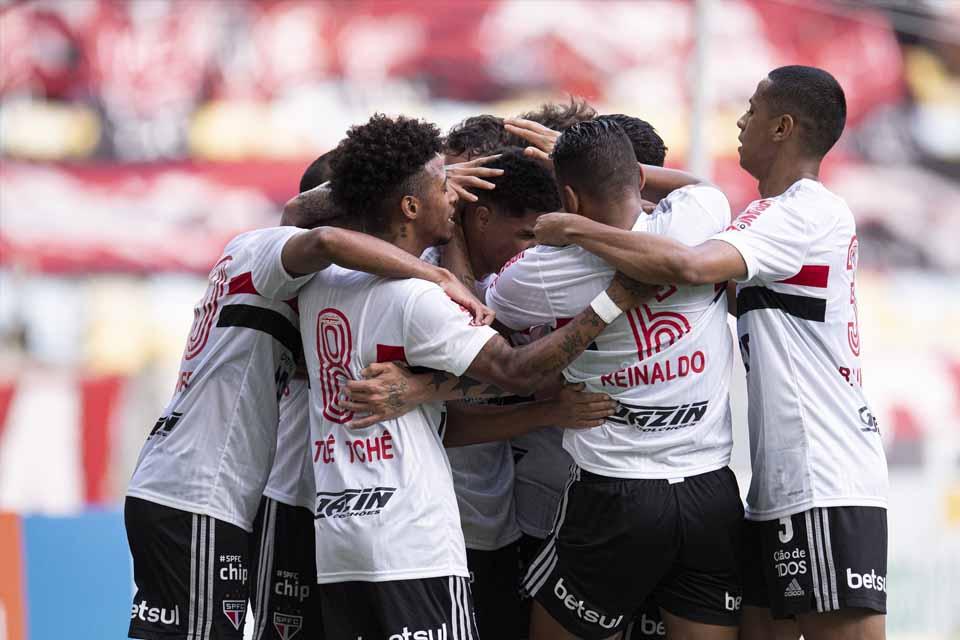 VÍDEO - Flamengo 1 x 4 São Paulo; Gols e Melhores Momentos ...
