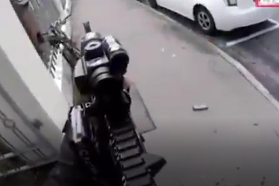 Vídeo Mostra Segunda Parte Do Massacre Em Nova Zelândia