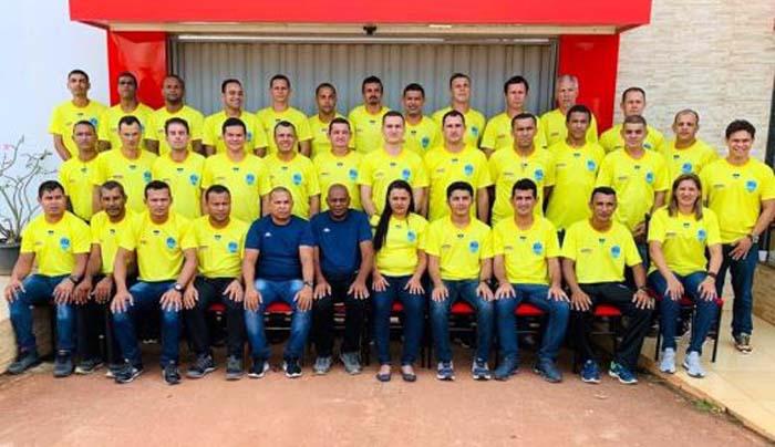 Arbitragem faz pré-temporada em Rolim de Moura