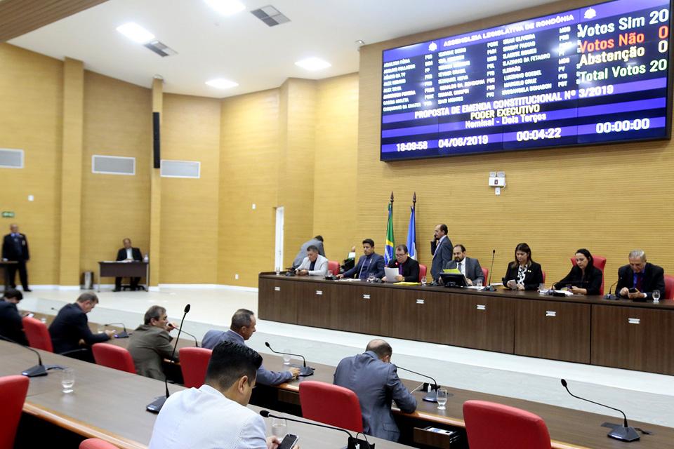 Deputados estaduais aprovam mais crédito suplementar e votam ...