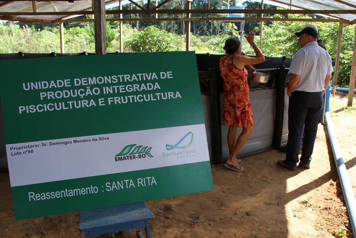Santo Antônio Energia vai pagar R$ 6,5 milhões a produtores de reassentamento